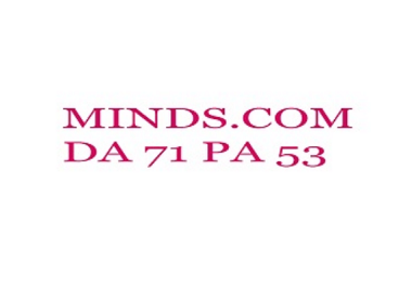 I will write & publish guest post on minds.com
