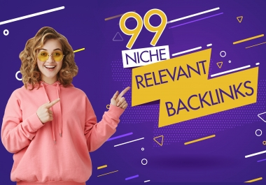 I Will Create 99 Niche Relevant Blog Comments Quality Backlinks On High DA
