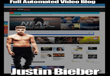 I will build automated celebrity news and magazine site with premium plugins