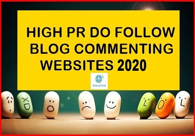 Provide 50 all Dofollow Blog Comments High DA,PA Backlinks