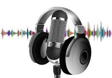I will professionally edit and make your podcast sound great