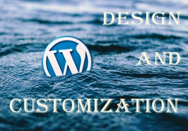 I will design and customize guest post website on your wordpress +Yoast SEO