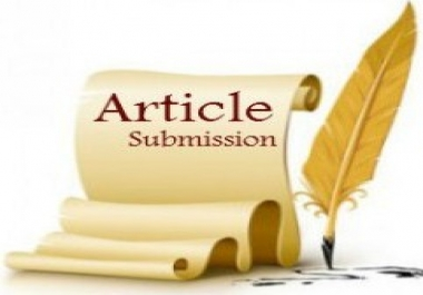 Provide 1000 Unique Articles Submission High Authority Backlinks Top
