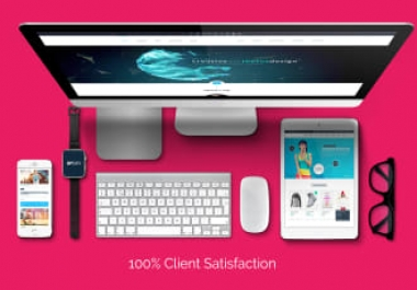 Build A Professional And Responsive Wordpress Website in 24 Hours