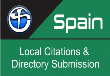 I will do 30 spain local seo citations for promote your business