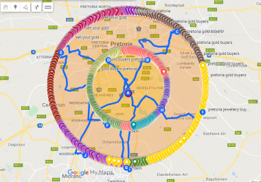 Rank your business 2500 google map citations for your business ranking in local areas