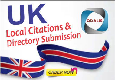 I will manually directries your business to best 20 UK citations site