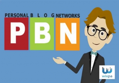 I wile Do 40 Hight qality Pawerfull Home page Pbn backlinks for google rank