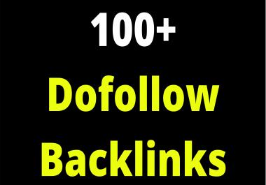 Dofollow SEO Backlinks 100+ Rank Your Site In Google Easily