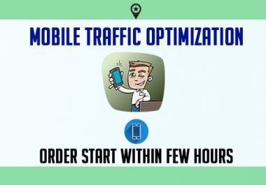 mobile traffic,website promotion to boost mobile traffic