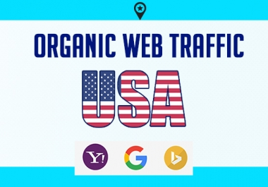 niche targeted USA web traffic