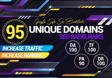 Create 95 Extremely High Authority Permanent Manual Dofollow SEO Backlinks