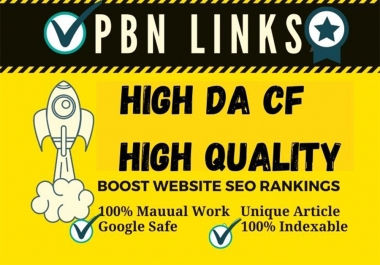 PBN Backlinks High DA PA CF TF High Quality 30 PBN Backlinks SEO Links