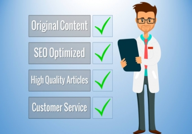 SEO article writing 200 Words Unique and fast delivery