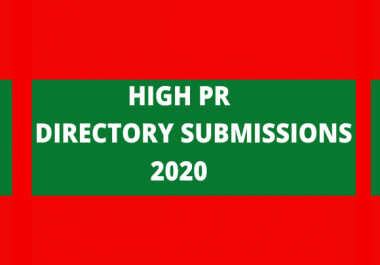 I will build 300 directory submissions
