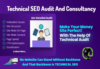 Get Professional Technical SEO Audit Reports to make perfect site