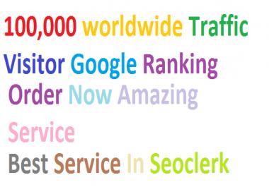 Top & Best Service 100,000 Worldwide Targeted Traffic Facebook,YouTube,Instagram,LinkedIn,twitter