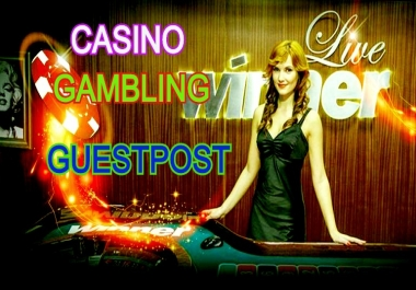 Casino Gambling &Poker &Sports Betting Online Casino sites& Casino Guest post