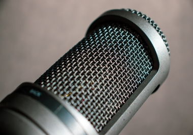 I will record professional female Indian english voice over
