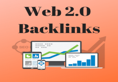 Get 30 High DA Dofollow Web2.0 Blog Backlinks Manually Submission