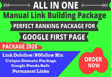 All In One Manual SEO Link Building On Guest Post, Web2.0, Forums Posting, Niche Blog, Blog Comment