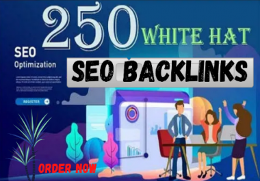 Create 250 pr9 profil SEO Backlinks White Hat Manual Link Building Service For Google Top Ranking