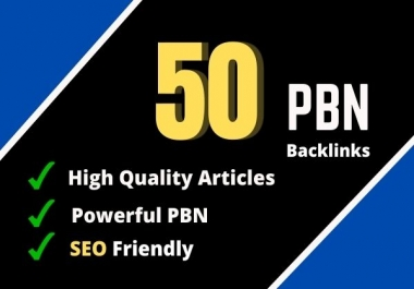 I will Create 3 PBN Backlinks from High Authority Site