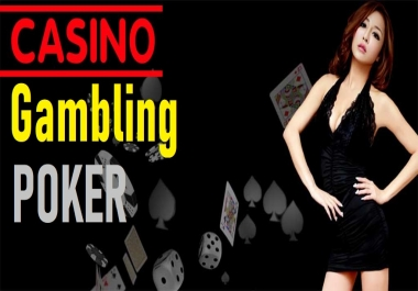 Rank Boost On-1st 200 CASINO/GAMBLING/POKER Niche PBNs & Profile+400k Tier-2 For Google ranking