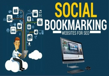 I will do 10 high quality socail bookmarking backlinks