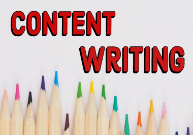 I will provide 2000 word website content/blog post/article