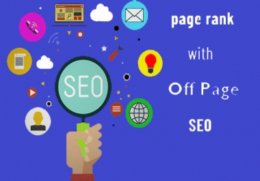 Massive Off-page SEO offer that will rank your domain/site on top page