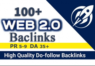 Create 100+ Backlink with with High DA/PA/TF/CF On your homepage with Unique websitelink