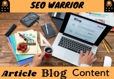 i will write research article,blog post,content
