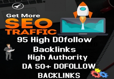 i will high quality do follow backlinks DA 50 plus