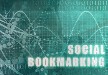 I will manually build 60 Social Bookmaking in high DA & PA (40 to 80) site in