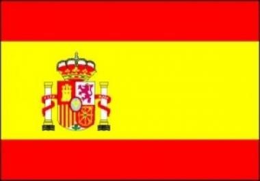 I will do 20 Live Spain Local Citations
