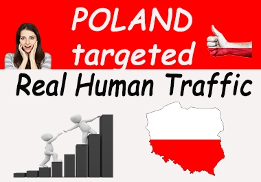 2500 poland real human web traffic for your website or blog site