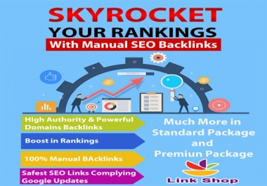 Boost Your Site Into TOP Google Rankings With My All-in-One High PR Quality Backlinking Package