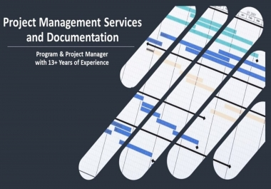 I will create project management documents