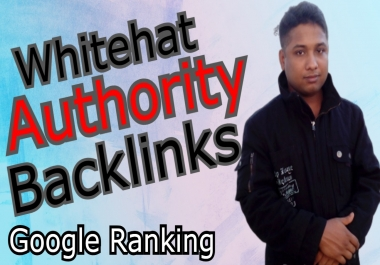 100 Dofollow Whitehat Authority Backlinks Fast Google Ranking