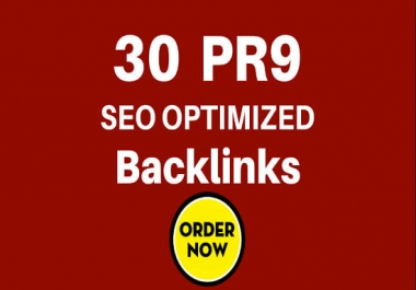 I will do 150 High da90 pr9 high da manual SEO dofollow backlinks for google ranking