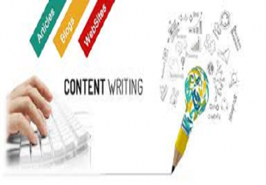 Write 1000+ Words SEO Optimized Unique Articles for Any Niche