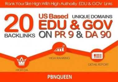 Create 150+ EDU High DA Backlinks - Top Ranking