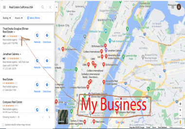 I will create 30,000 google map citations for local seo to boost your business ranking