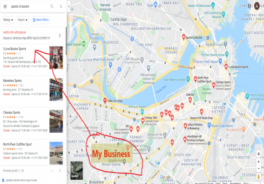 I will do 16000 google map citations for your local seo