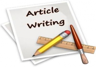 I will write you an eye catching and SEO Article