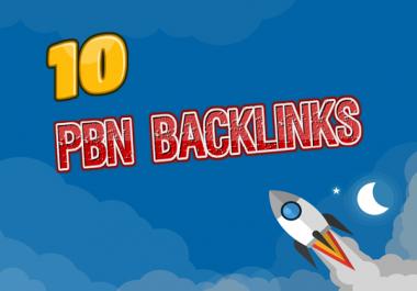 10 Powerful PBN High DA 30 Dofollow Backlinks for Best Result
