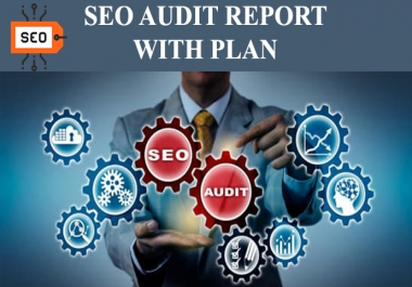 I will audit your website and provide a detailed SEO audit report