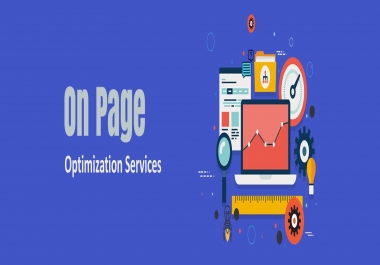 I will do on page Optimization, email find.