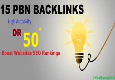 15 DR 65 to 50+ permanent homepage high quality pbn backlinks
